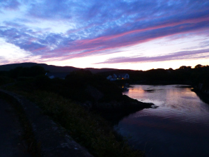 sunset-reflected-in-the-herons-cove